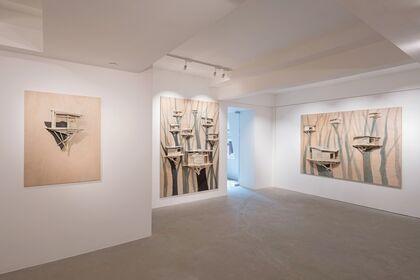 Nest and Tree Hut | Solo Exhibition of Tadashi Kawamata