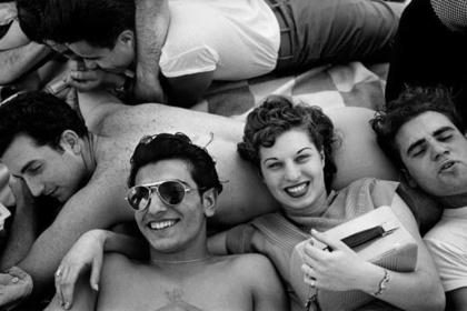 """THE HAROLD FEINSTEIN RETROSPECTIVE, PART I """"THE EARLY YEARS (1940'S - 1950'S): CONTAGIOUS OPTIMISM"""""""