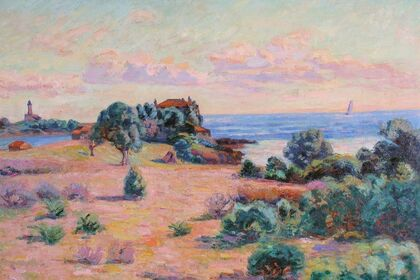 Summer at Anderson: Nineteenth Century and Impressionist Paintings