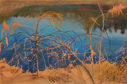 Everything Is There: Landscape, Water, and Still Life Paintings