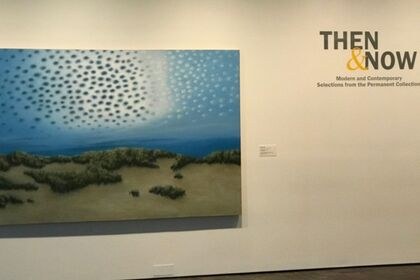 Then and Now: Modern and Contemporary Selections from the Permanent Collection