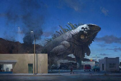 "John Brosio - ""Recent Paintings"""