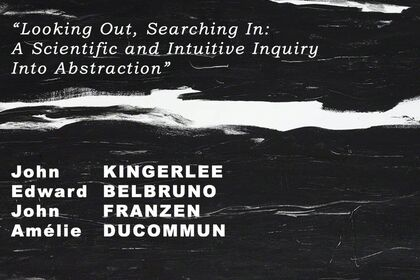 Looking Out, Searching In: A Scientific And Intuitive Inquiry Into Abstraction