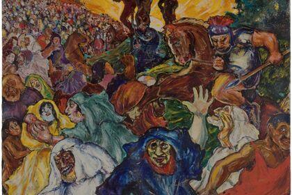 Fritz Ascher: Expressionist