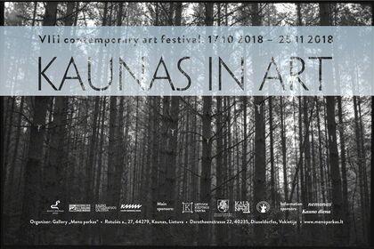 """International contemporary art festival """"Kaunas in Art"""""""