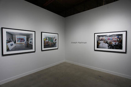 Joseph Hartman and the Holiday Group Show