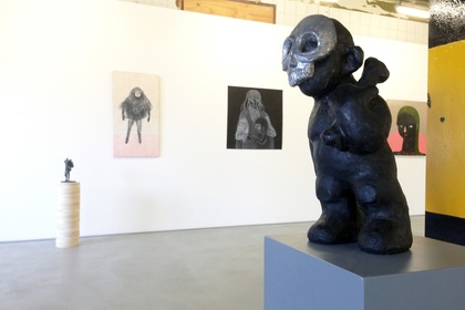 Group exhibition Anne Forest, Erik Buijs and Aline Eras