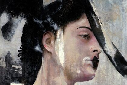Lita Cabellut - A Chronicle of the Infinite / New York