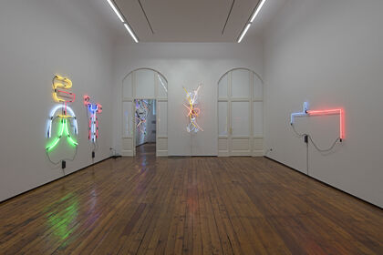 Keith Sonnier. Light Works, 1968 to 2017