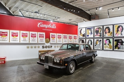 Andy Warhol: Revisited | Thirty Years Later (Los Angeles)