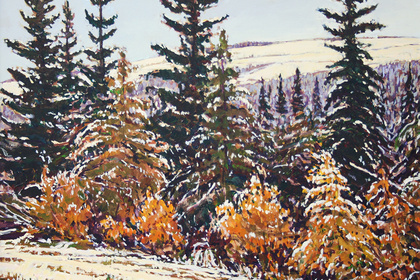 Autumn Colour: William Duma solo exhibition