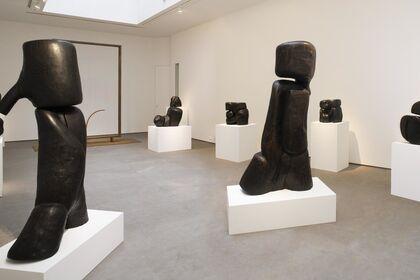 Wang Keping - Sculptures Sculptées