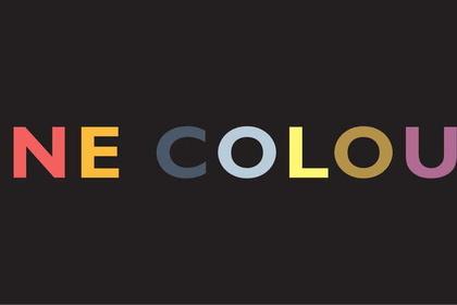 one colour