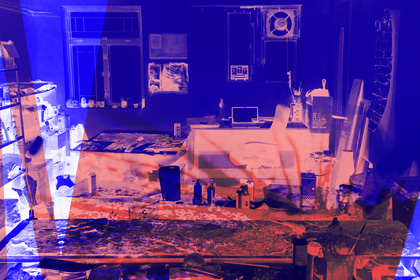 de Sarthe Artist Residency x Andrew Luk
