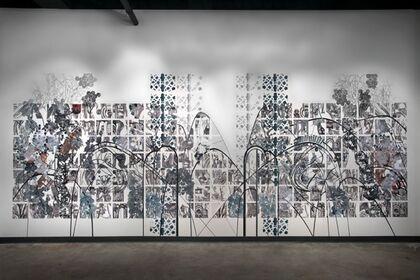 Featured Artist :                   Ann Diener | Entangled Grid