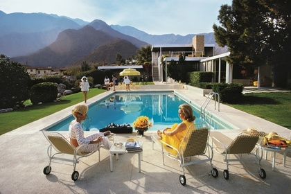 Slim Aarons: California Glamour