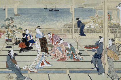 Inventing Utamaro : A Japanese Masterpiece Rediscovered