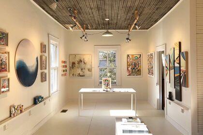 Miller at Art & Light