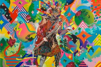 Fantastic World: Pixel Pancho | Mike Perry | Yoh Nagao | CB Hoyo