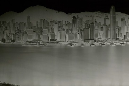 Light Frequencies: Camera Obscura Images of Hong Kong