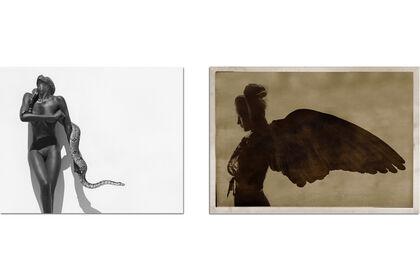 Sylvie Blum / Giovanni Gastel    »Power meets Poetry«