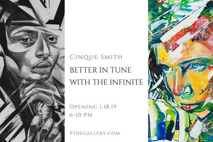 Cinque Smith: Better in Tune with the Infinite