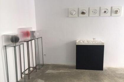 Forma y Materia, escultura contemporánea 2018