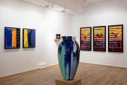 Kjell Nupen: Verk fra en dansk samling