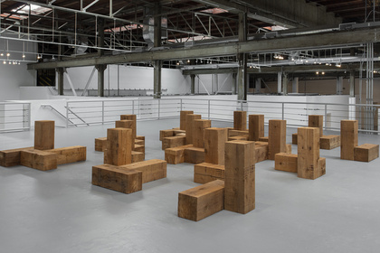 Carl Andre: Sculpture as Place, 1958–2010