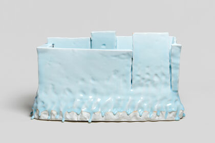 Masamichi Yoshikawa. Porcelain and works on paper
