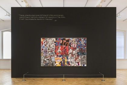 Jean Dubuffet: Théâtres de mémoire