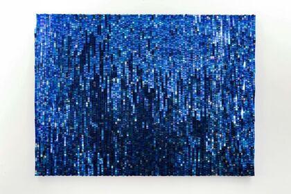 Reflection - Blue