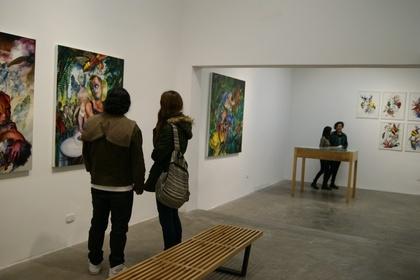 Jose Luis Carranza - Recent Works