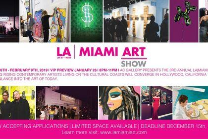 LA|MIAMI ART SHOW
