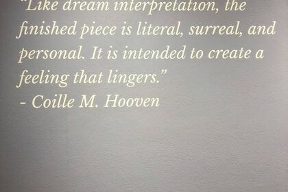 Coille Hooven: Dancing for the Moon