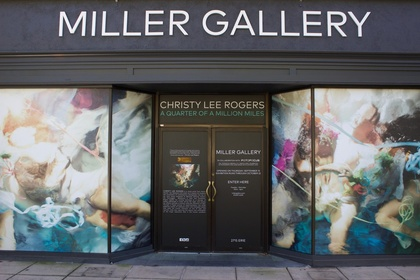 Christy Lee Rogers: A Quarter of a Million Miles