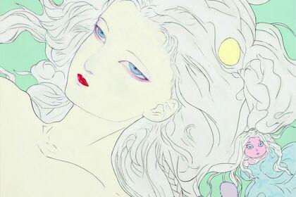 """AMANO Yoshitaka """"Tales of Spring Dreams"""""""