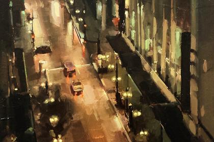 James Kroner - New Work