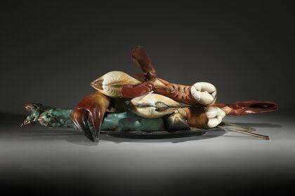 Recent Sculpture | Luis Montoya & Leslie Ortiz