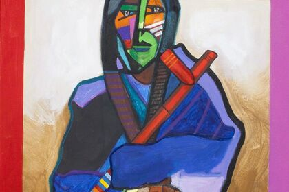 John Nieto: Homage to Picasso