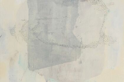 Jennifer Rasmusson: New Abstract Paintings