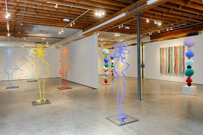 Annie Morris: New Work