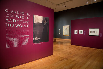 Clarence H. White and His World