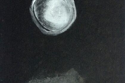 """Margareth Dorigatti """"Luna/Mond"""""""