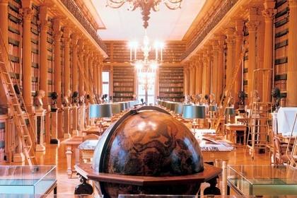 Ivan Segura-Lara: Bibliothèques de Paris