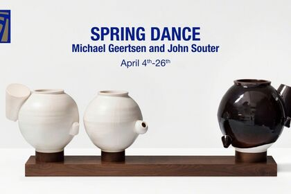 Michael Geertsen and John Souter: Spring Dance
