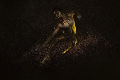 Damián Siqueiros: The Poetic Body