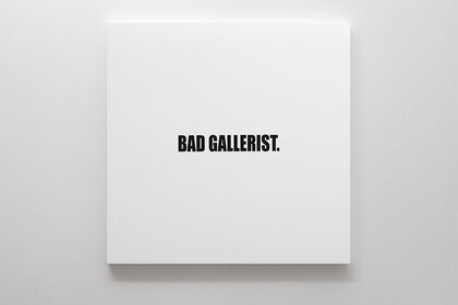 Ed Young | Bad Gallerist