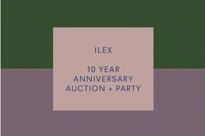 10th Anniversary Auction