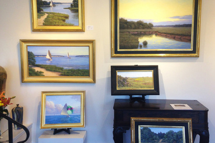 New Works by Ronald Tinney